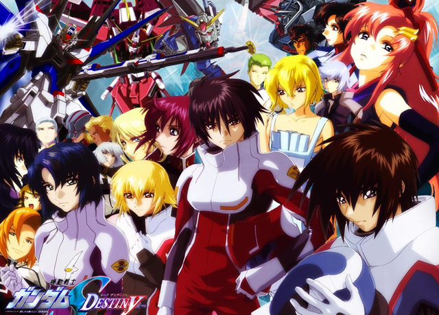 To Make The Impossible Possible: Enjoying Gundam SEED