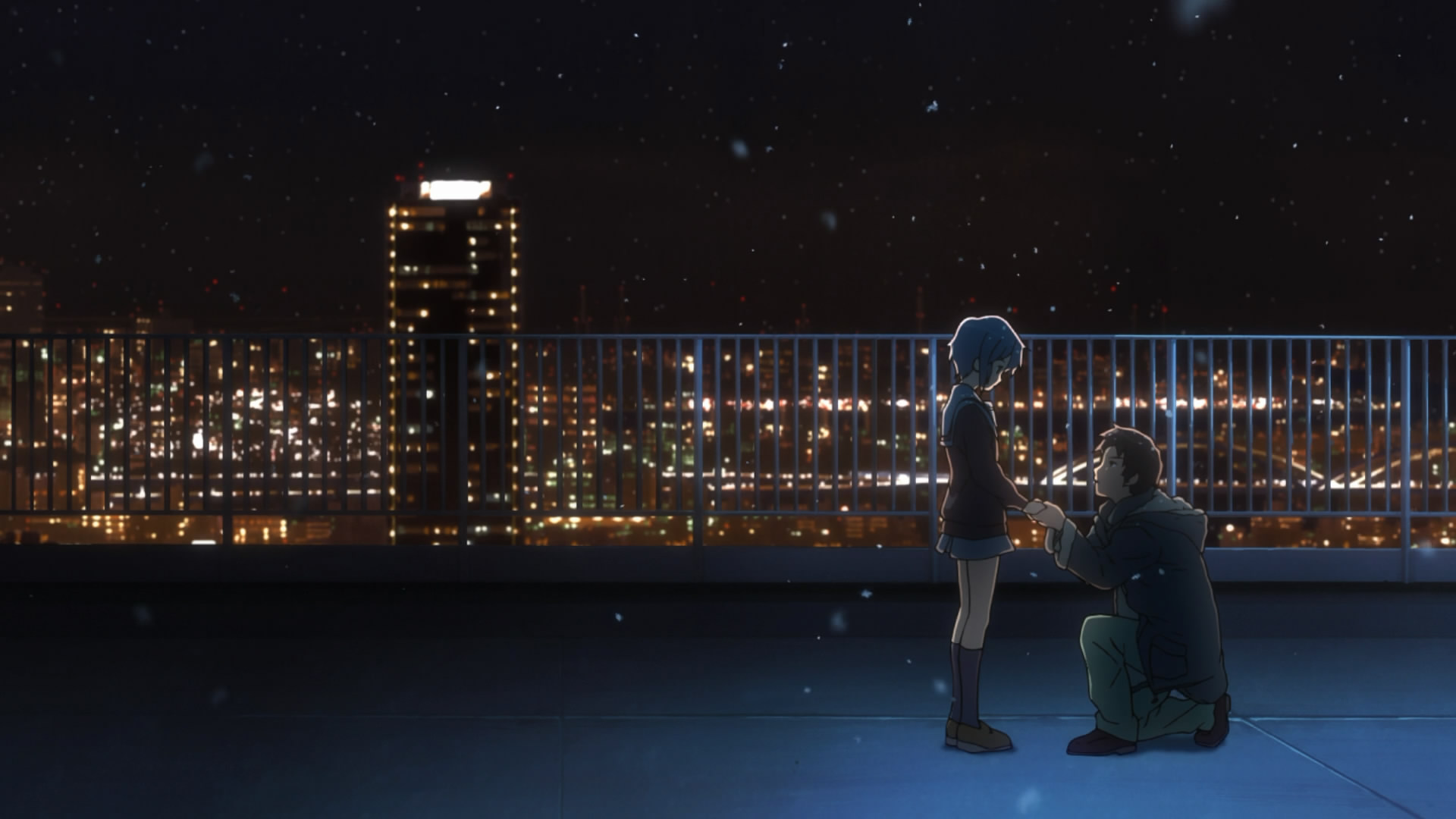 Moments In Anime 2010 When God Is Away Kyon Won T Pray