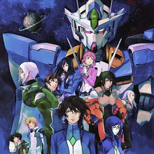 gundam 00 awakeningof the trailblazer poster