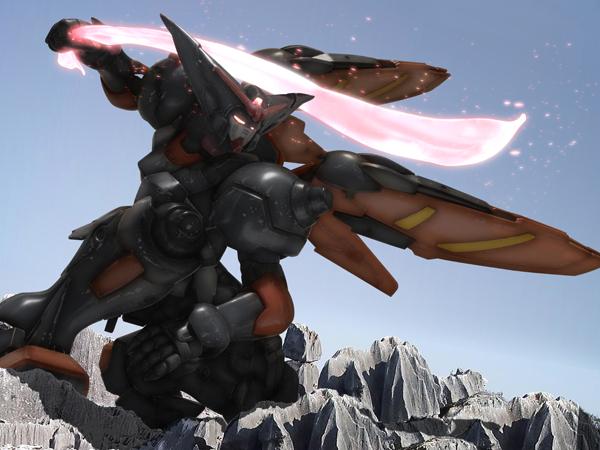 Mobile Fighter G Gundam Master Gundam