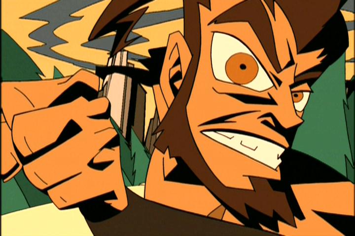 Avatar the last airbender episode 11 imaishi hiroyuki