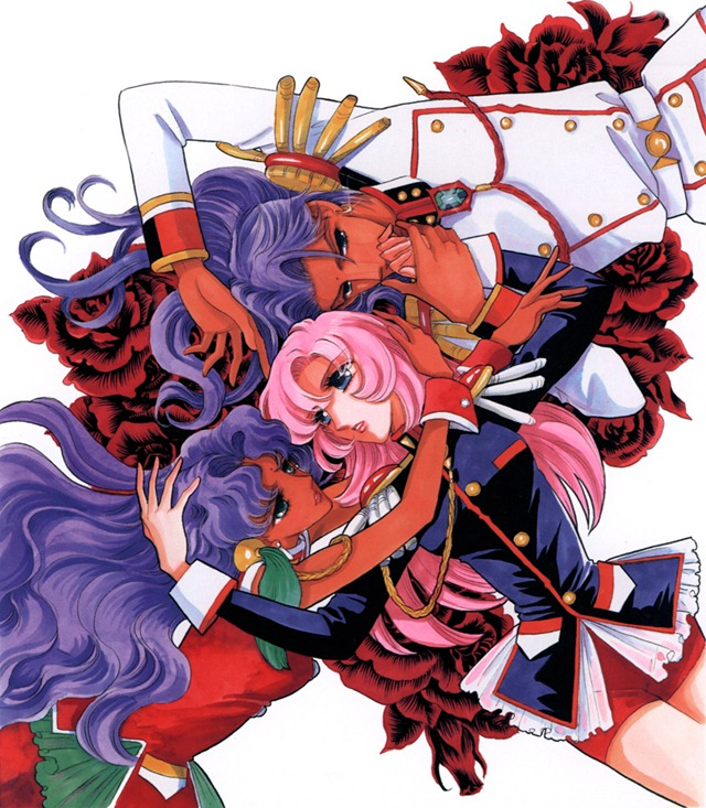 Revolutionary Girl Utena Tenjoy Himemiya Anthy Akio Ohtori