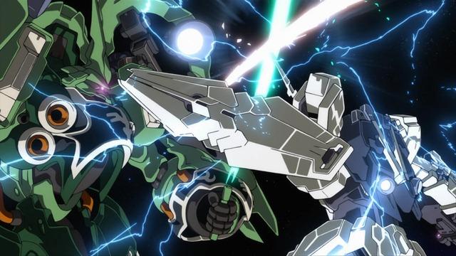 Gundam Unicorn Kshatriya