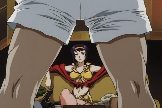 cowboy bebop 11 jet black is a man of his word faye valentine