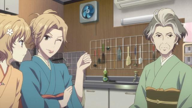 hanasaku iroha 26 ohana satsuki sui
