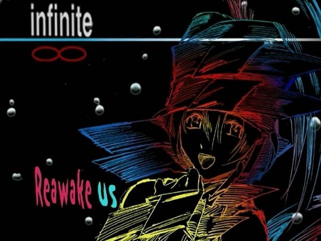 infinite ryvius ED neya