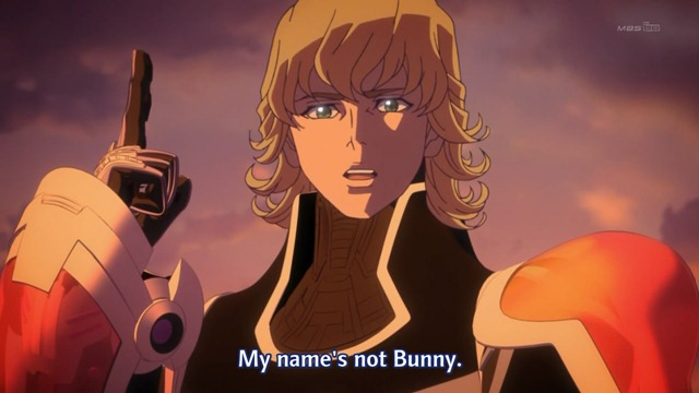 tiger & bunny my name is barnaby