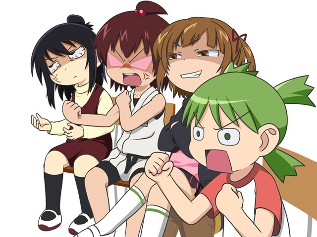 Yotsuba& reaction guys parody