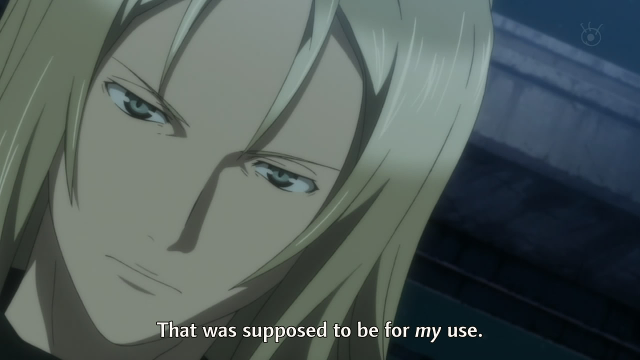 Guilty Crown episode two gai