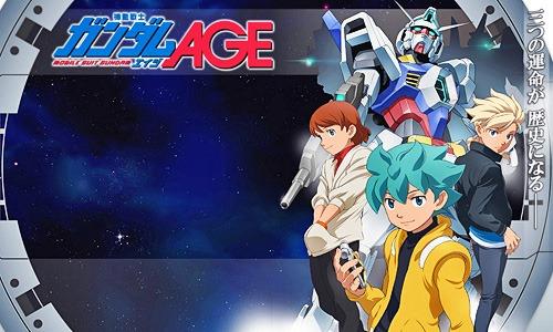 Gundam-AGE poster
