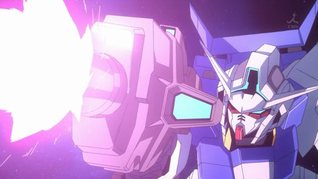 Mobile Suit Gundam AGE 03 DODS Rifle