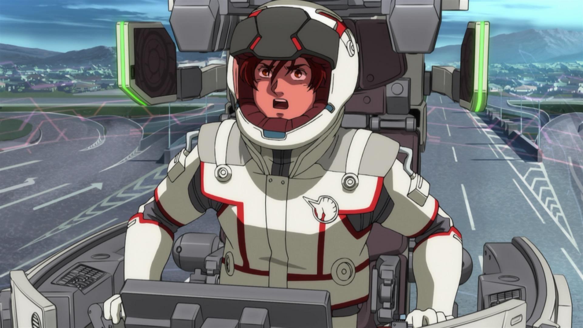 Sermon From The Mobile Suit Mobile Suit Gundam Unicorn