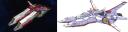Diva & Albion Gundam AGE Gundam 0083 Stardust Memory