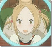 Usagi Drop Rin Mirror Funny Hair