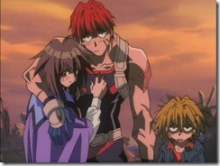 outlaw star lean on me
