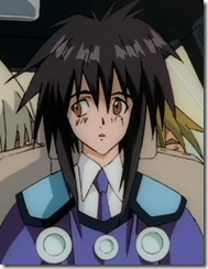outlaw star melfina side glance