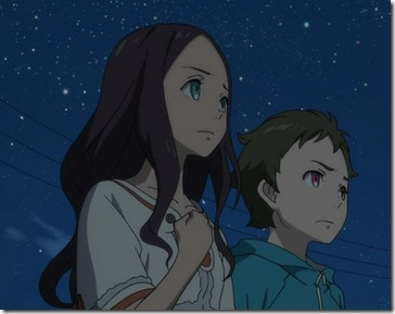 Eureka Seven Ao and Naru