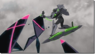 Eureka Seven AO Mark I Secret Fight