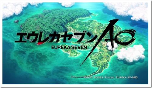 Eureka Seven AO Opening Title