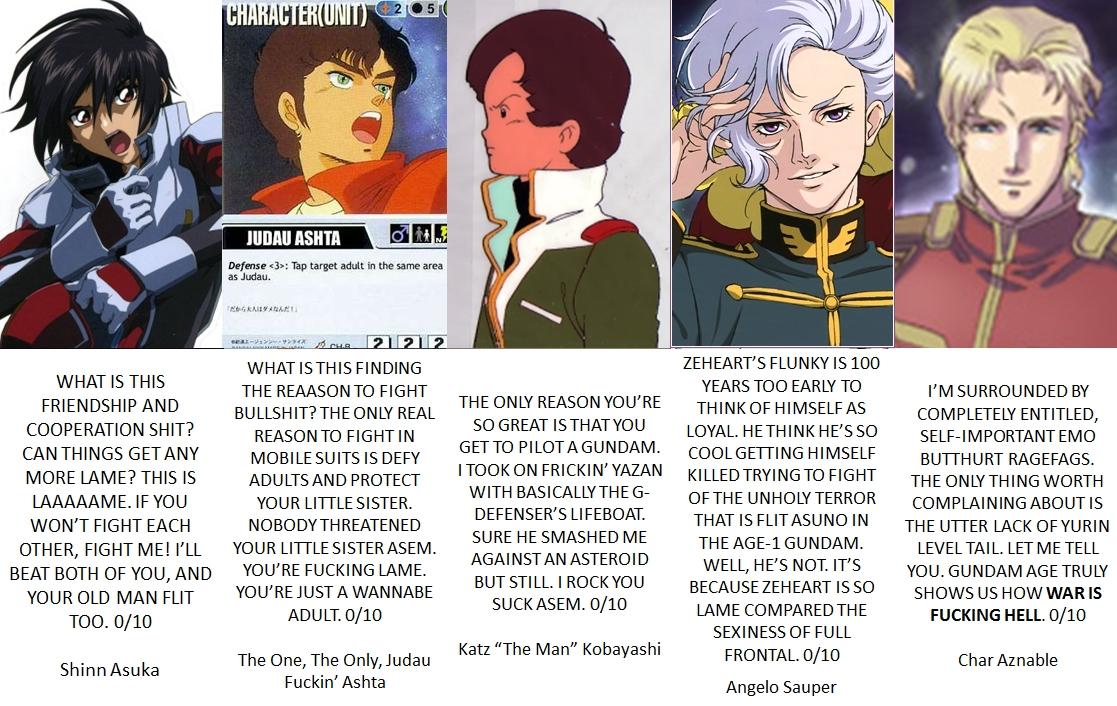 Gundam AGE 27 panel
