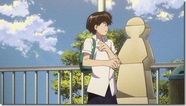 Mysterious Girlfriend X Cardboard Tsubaki