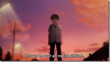 Mysterious Girlfriend X Confession