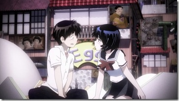 Mysterious Girlfriend X Mouth Food Exchange Dream