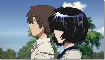 Mysterious Girlfriend X Urabe Ogata