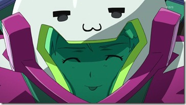 Eureka Seven AO Elena Peoples Smile