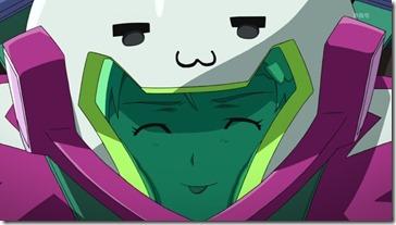Eureka Seven AO Elena Peoples Smile