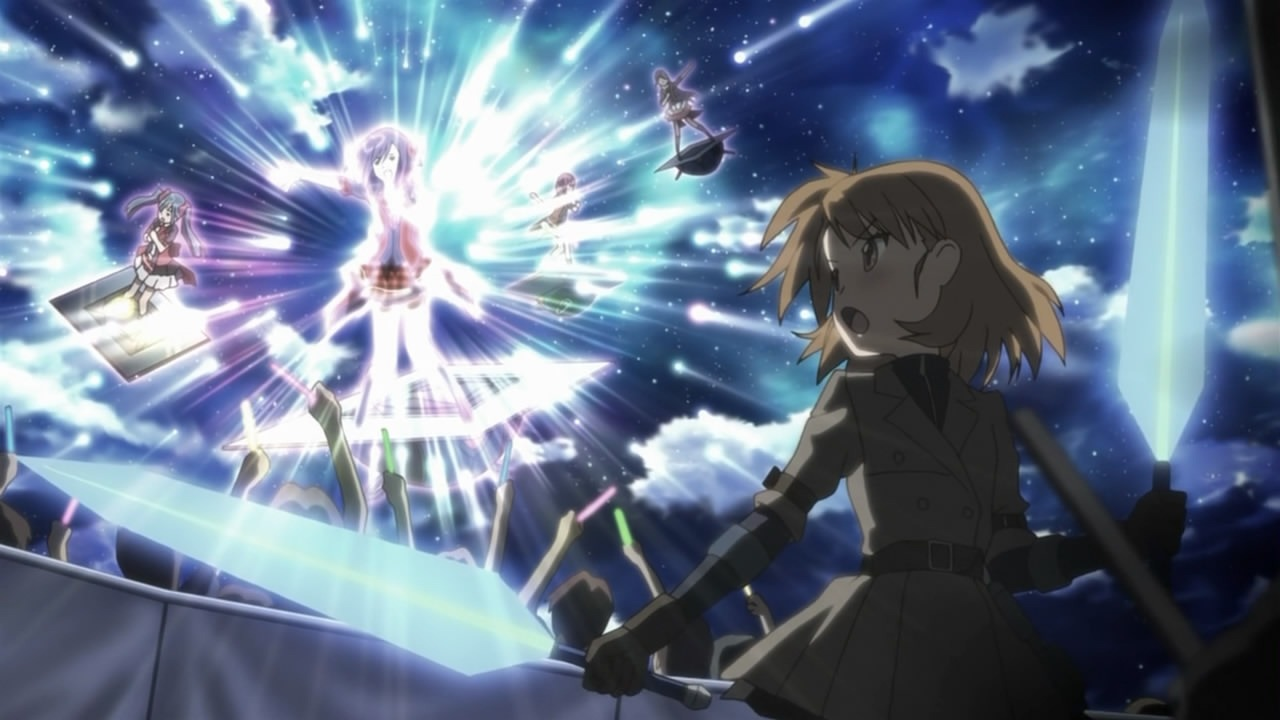 I See What You Did There AKB0048 Episode 05, and We Cool | We
