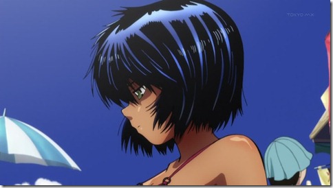 Mysterious Girlfriend X Tan Urabe Headshot