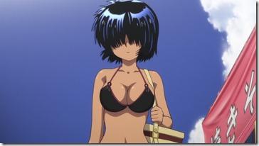 Mysterious Girlfriend X Urabe Black Bikini