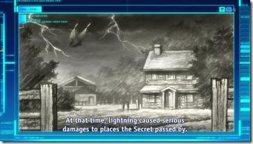 Eureka Seven AO Past Swan Secret