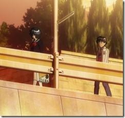 Mysterious Girlfriend X Nazo no Kanojo Urabe in Front