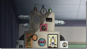 Mysterious Girlfriend X Nazo no Kanojo Urabe Mikoto Robot