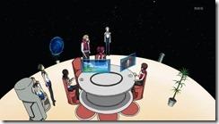 Eureka Seven AO Discussing Ao