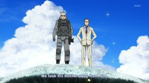 Eureka Seven AO Ivica After Fight
