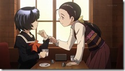 Nazo no Kanojo Mysterious Girlfriend X Urabe and Tsubaki Sister