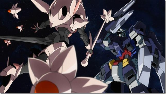 Fram vs Flit Gundam AGE 43