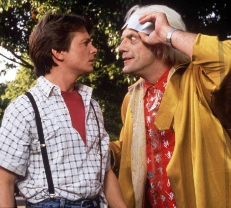 marty and doc relationship advice