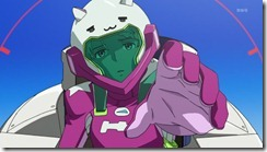 Eureka Seven AO Elena Reaches Out