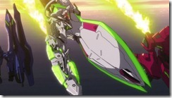 Eureka Seven AO IFOs in Flight