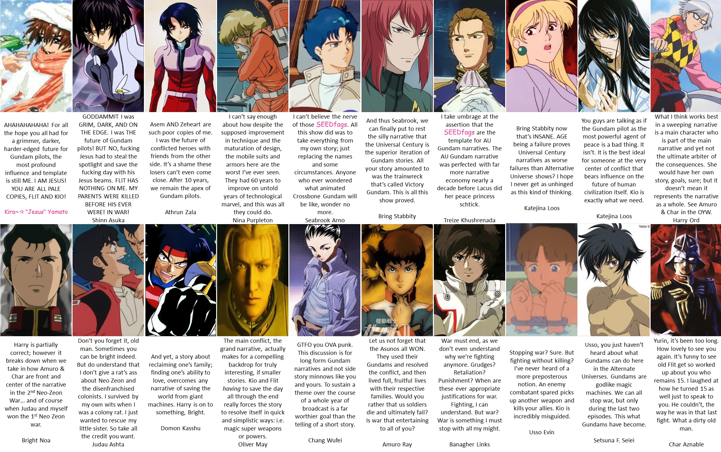 Gundam AGE Panel 48